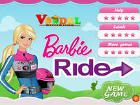 Barbie-Ride