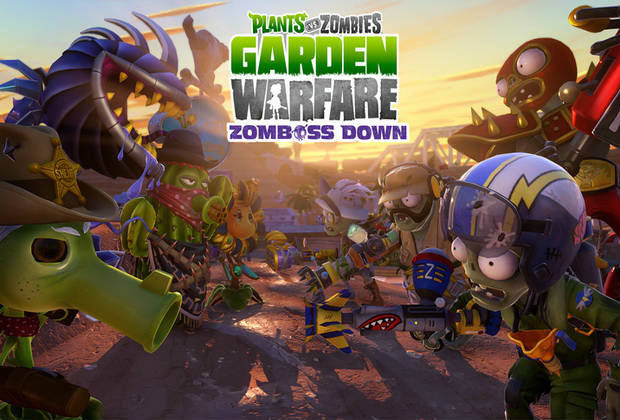 новая игра Plants vs. Zombies