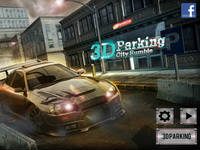 3DParkingCityRumble